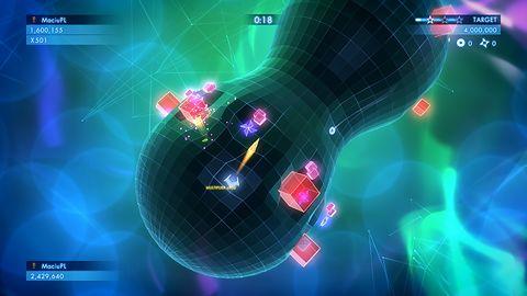 Geometry Wars 3 dostanie duży dodatek - 40 nowych poziomów. I to za darmo