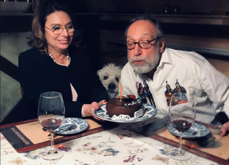 Małgorzata Kidawa-Błońska świętuje urodziny męża
