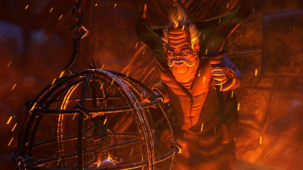 Niespodzianka: jutro na Xbox One trafi sympatyczna platformówka, Max: The Curse of Brotherhood