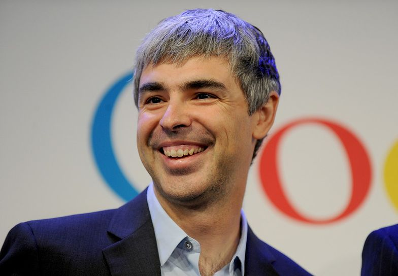 10. Larry Page
