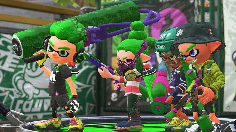 Nintendo Switch Online App, które wystartuje wraz ze Splatoon 2, to pierwszy krok w kierunku płatnej gry przez sieć na Switchu