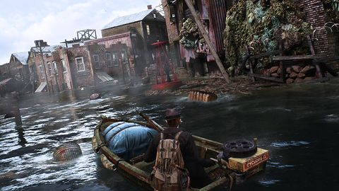 The Sinking City - życie detektywa wcale nie jest takie proste