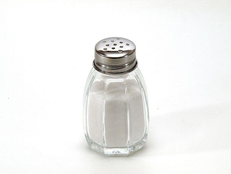 Sól w diecie