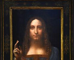 Rekord na akcji. Saudyjski książę kupił obraz Leonardo da Vinci