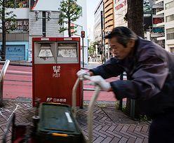Japonia. Weszli do domu listonosza. Tego nikt nie mógł się spodziewać