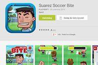 Suarez Soccer Bite, czyli jak można poczuć smak mistrzostw na własnej skórze