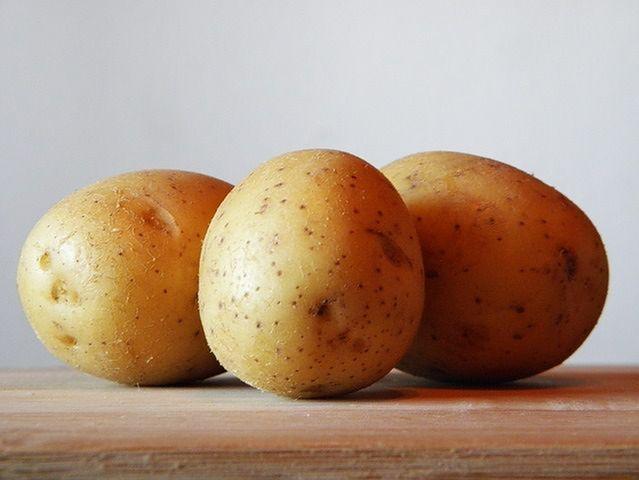 Zdrowy ziemniak