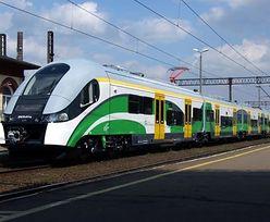 Utrudnienia na stacji Warszawa Włochy. Pasażer wtargnął pod pociąg