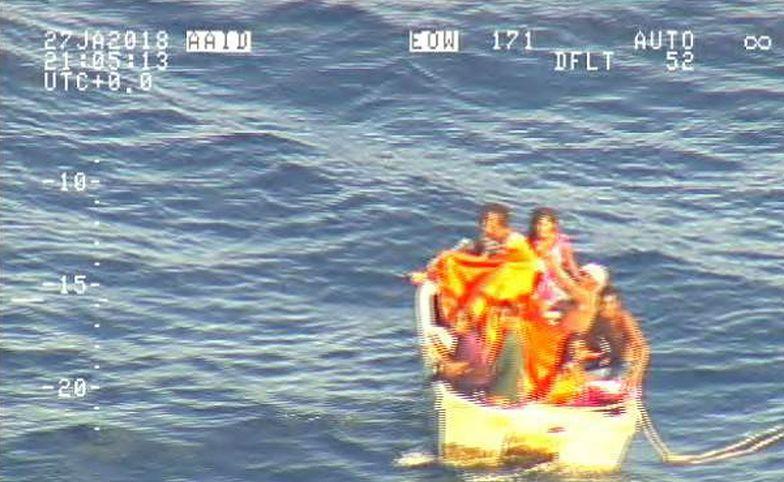 Na Pacyfiku zginęło 95 osób. Prom był przeciążony, a załoga pijana
