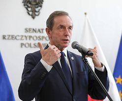 Ostra riposta marszałka Tomasza Grodzkiego: minister nie będzie trzeciej osobie w państwie dyktował, co ma robić
