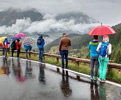 Synoptycy ostrzegają: ulewne deszcze i silny wiatr. Alert pogodowy dla wielu województw