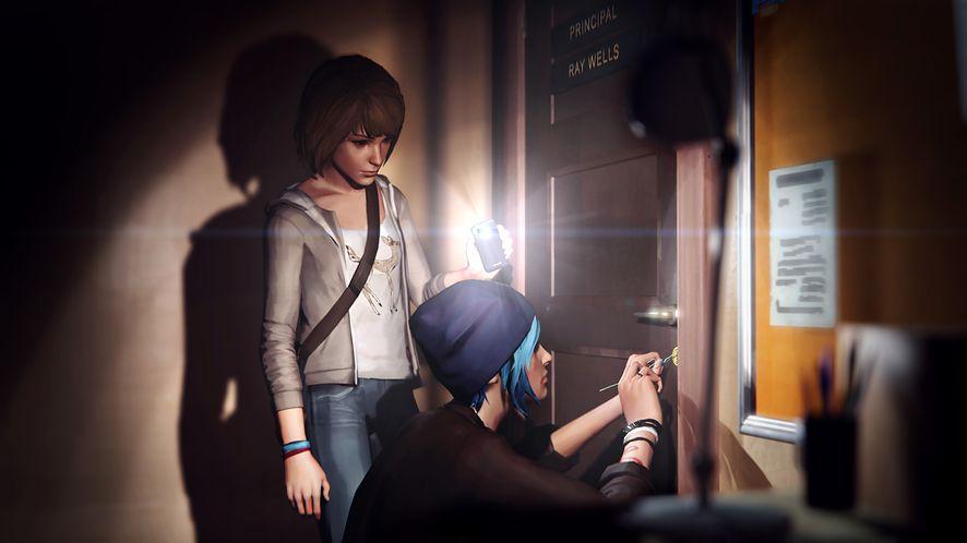 Nowy odcinek Life is Strange pojawi się już jutro. Chloe i Max coraz bliżej rozwikłania tajemnicy
