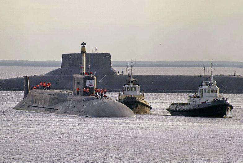 Rosjanie zagrali Amerykanom na nosie. Podpłynęli atomowymi okrętami do brzegów USA
