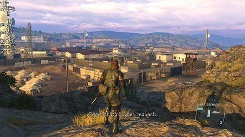 PC-towe Metal Gear Solid V: Ground Zeroes z datą premiery