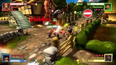 Fable Heroes: 10 minut radosnego wyrzynania przeciwników ze znajomymi
