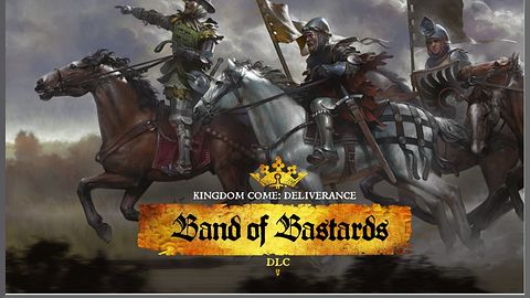 Band of Bastards, trzecie DLC do Kingdom Come Deliverance, ukaże się już niedługo