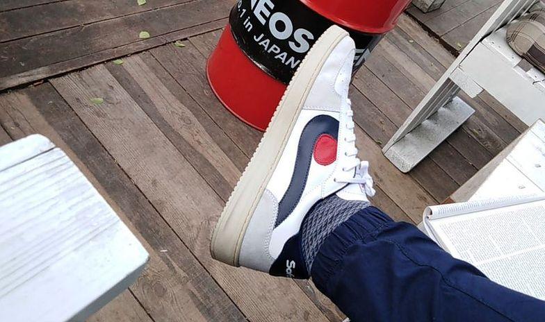 Sofixy! Pierwsze polskie sneakersy powróciły [TESTUJEMY]