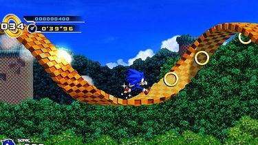 Sonic 4 w końcu w ruchu