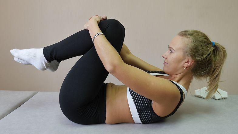 Najlepsza na ból pleców jest... joga
