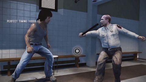 Rozgrywka z Rambo: The Videogame wygląda anemicznie