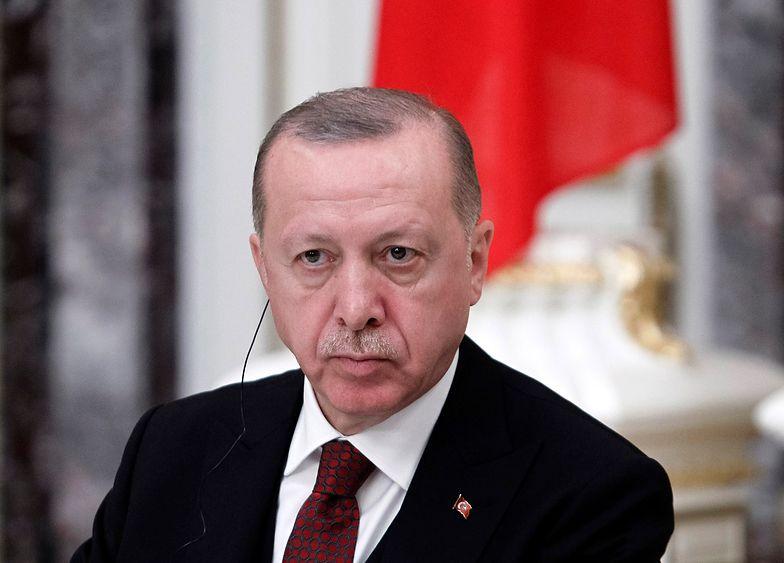 Erdogan grozi innym państwom. Ma rozmawiać z Putinem o sytuacji w Syrii