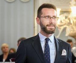 Radosław Fogiel o sprawie Mariana Banasia: przemyśli sprawę i zakomunikuje swoją decyzję