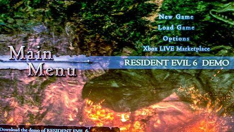 Krótka piłka: Demo Resident Evil 6 już czeka