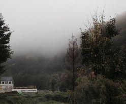Pochmurny poniedziałek. Nad Polską przejdą burze z deszczem