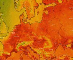 Pogoda dla Polski na najbliższe dni. Nie będzie ciepło, ani gorąco. Z nieba będzie lał się żar