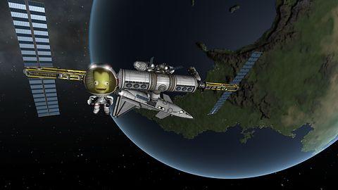 Kerbal Space Program wreszcie przestanie być wersją beta