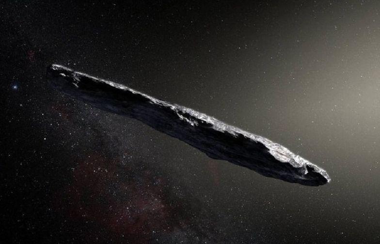 Obcy gość w Układzie Słonecznym. NASA potwierdziła niezwykłe odkrycie