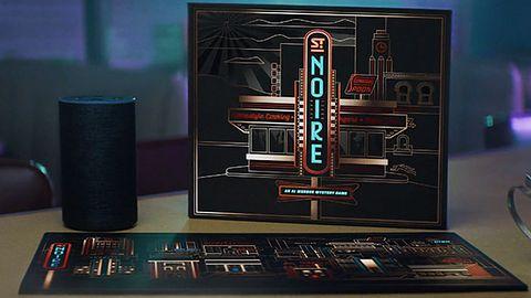 Alexa Mistrzem Gry - czyli oryginalne połączenie idei RPG i gry planszowej w St. Noire