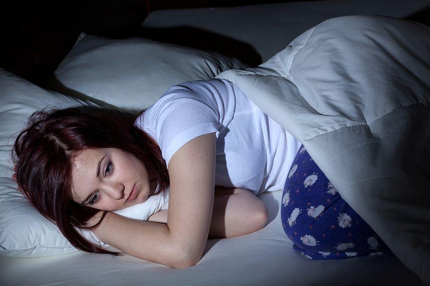 Zbyt późne zasypianie