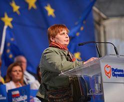 """Ochojska i Zalewska. Sztabowcy PO stawiają na """"wielki wybór"""" i mówią o """"symbolu tej kampanii"""""""