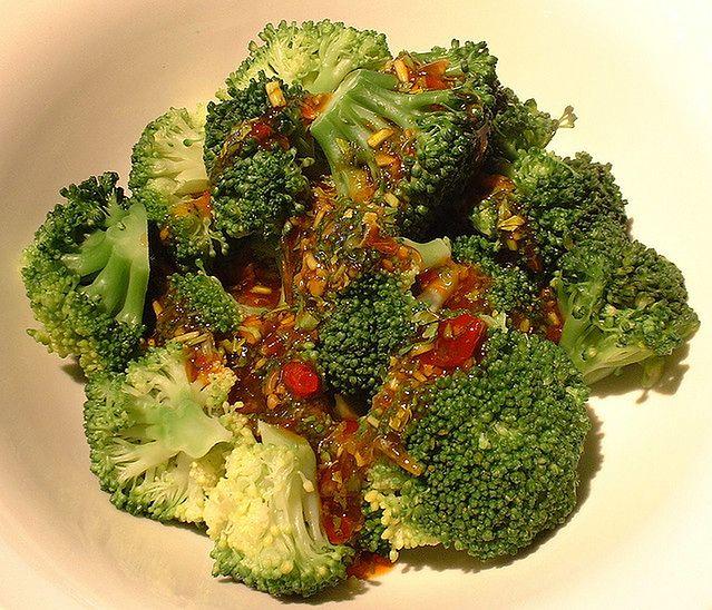Brokuł w diecie