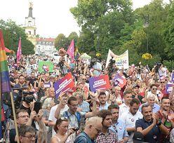 """Wiec przeciw przemocy w stolicy Podlasia. """"Solidarni z Białymstokiem"""""""