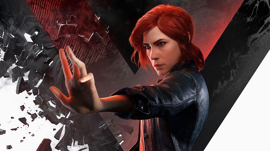 Control - co mówi o grze gameplay?