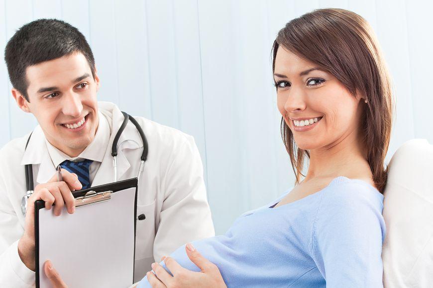 Wizyta ginekologiczna