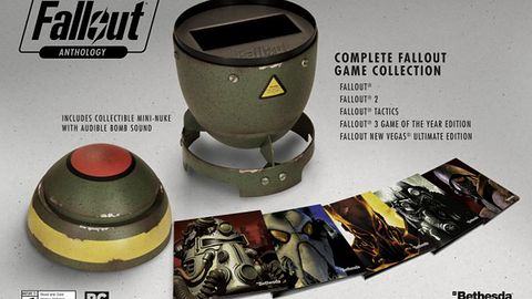 Pięć gier w jednej atomówce. Nadchodzi Fallout Anthology