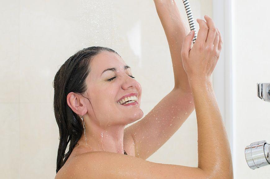 Żel pod prysznic