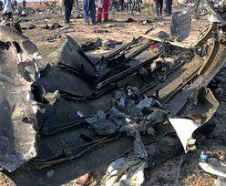 Katastrofa w Iranie. Tak brzmiały ostatnie słowa pilota ukraińskiego boeinga
