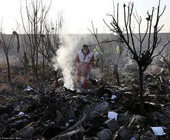 Amerykańskie media:  ukraiński samolot w Iranie został zestrzelony przez pocisk