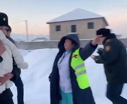 Samolot rozbił się w Kazachstanie. Z wraku wyniesiono dziecko