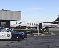 Samolot skradziony. 17-latka rozbiła maszynę