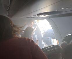 Silnik samolotu British Airways zapalił się. Kilkunastu rannych