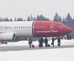 Alarm bombowy pod Sztokholmem. Pasażerowie ewakuowani z samolotu