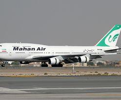 Niemcy wprowadzają sankcje wobec Iranu. Zakazały latania linii lotniczej Mahan