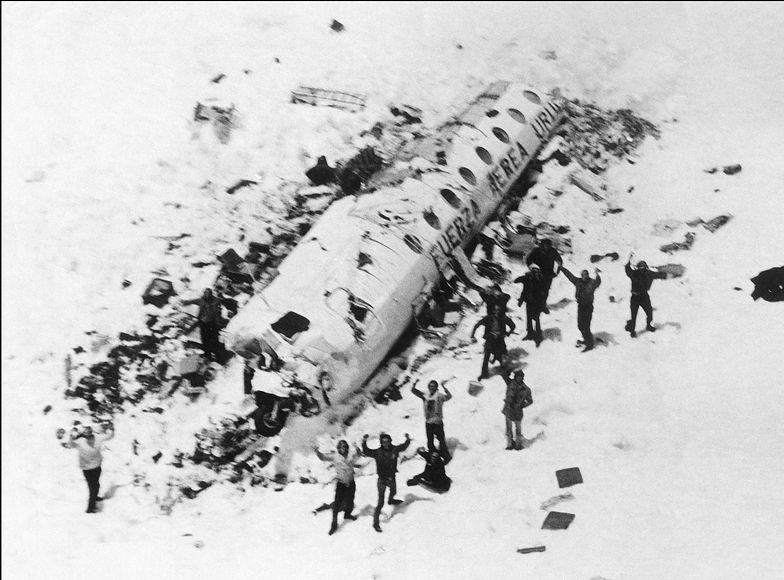 Katastrofa samolotu w Andach