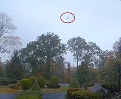 USA. Samolot spadł na dom Polaków. Pojawiło się dramatyczne nagranie