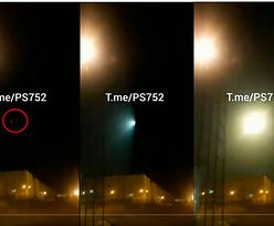 Iran. Katastrofa samolotu Boeing 737. Jest wideo z zestrzelenia